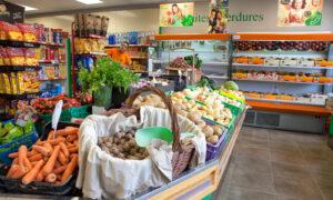 Agrobotiga Alcarràs - Verdures