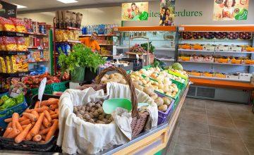 Agrobotiga Alcarràs – Verdures