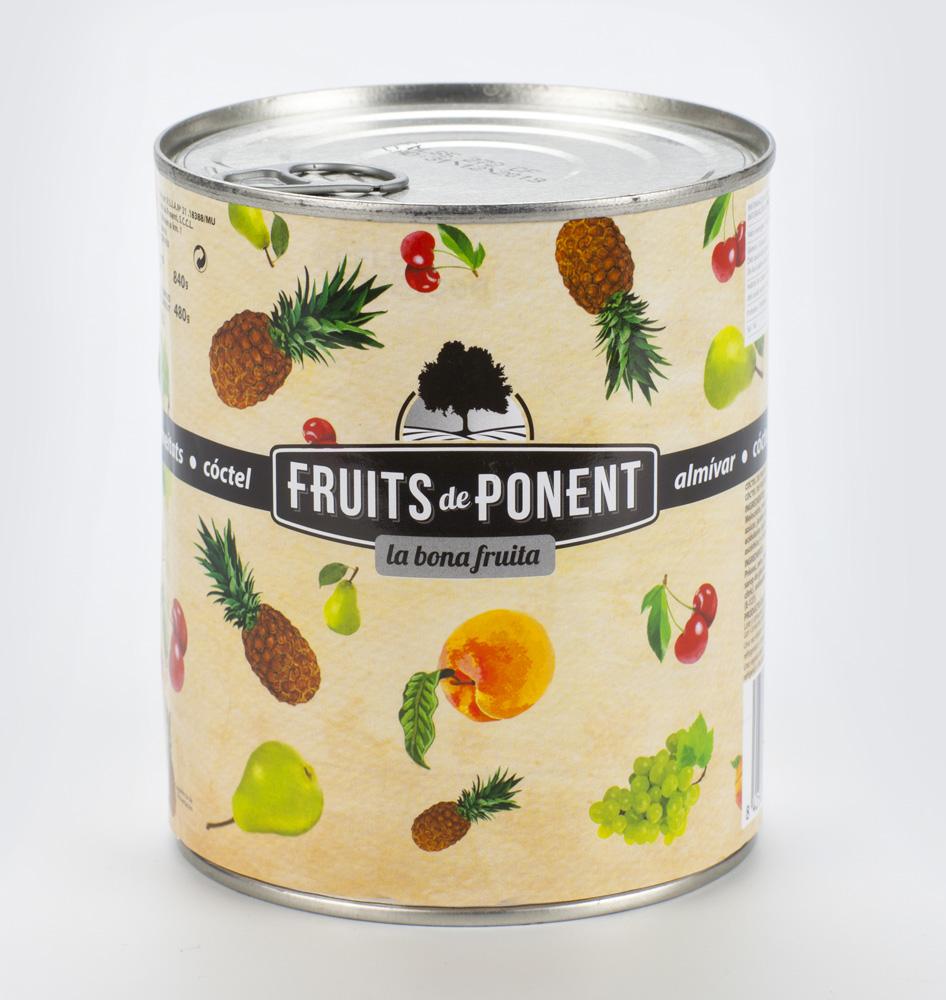 Conserva de Còctel - Fruits de Ponent