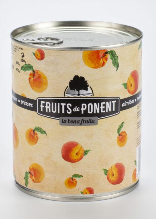 Conserva de Prèssec – Fruits de Ponent