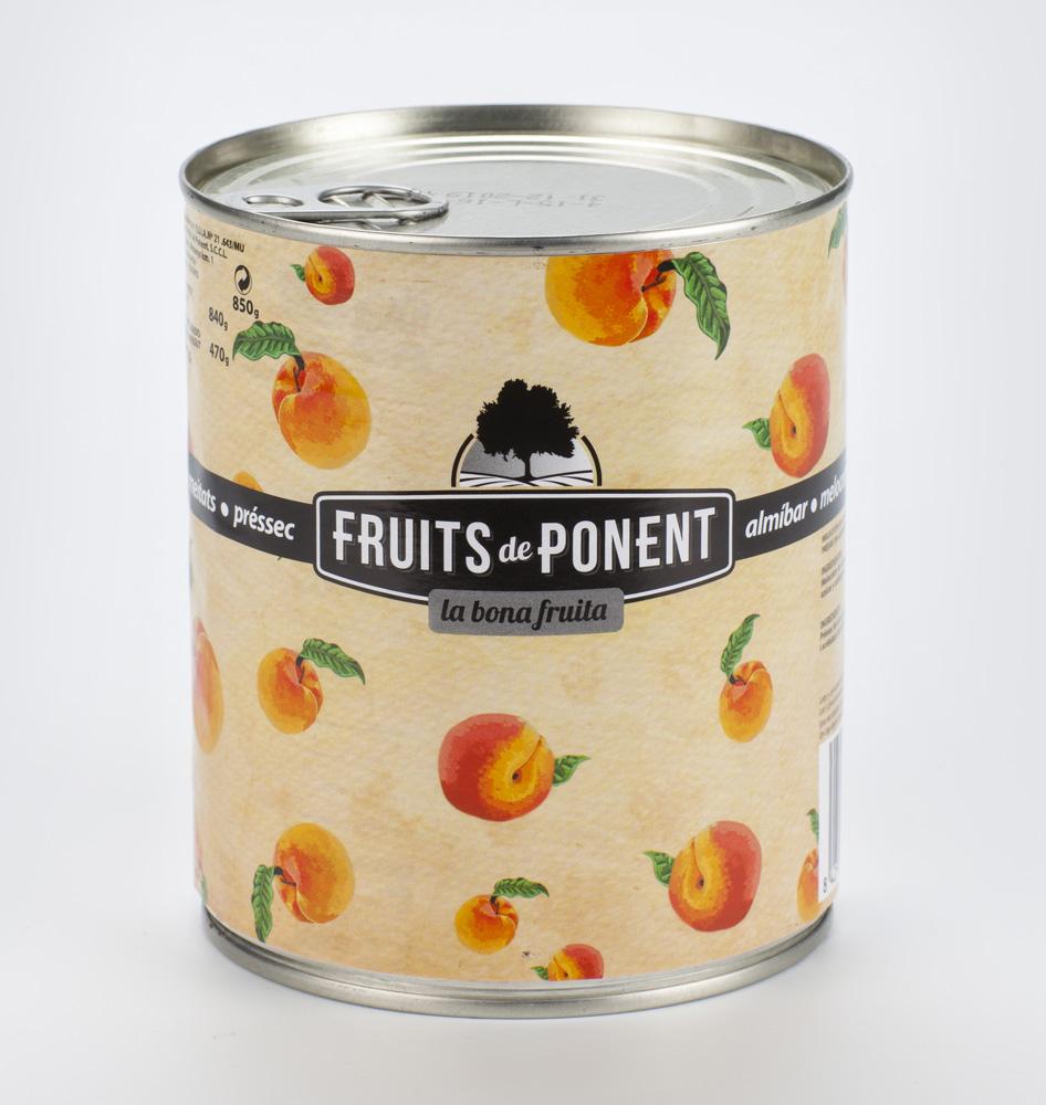 Conserva de Prèssec - Fruits de Ponent