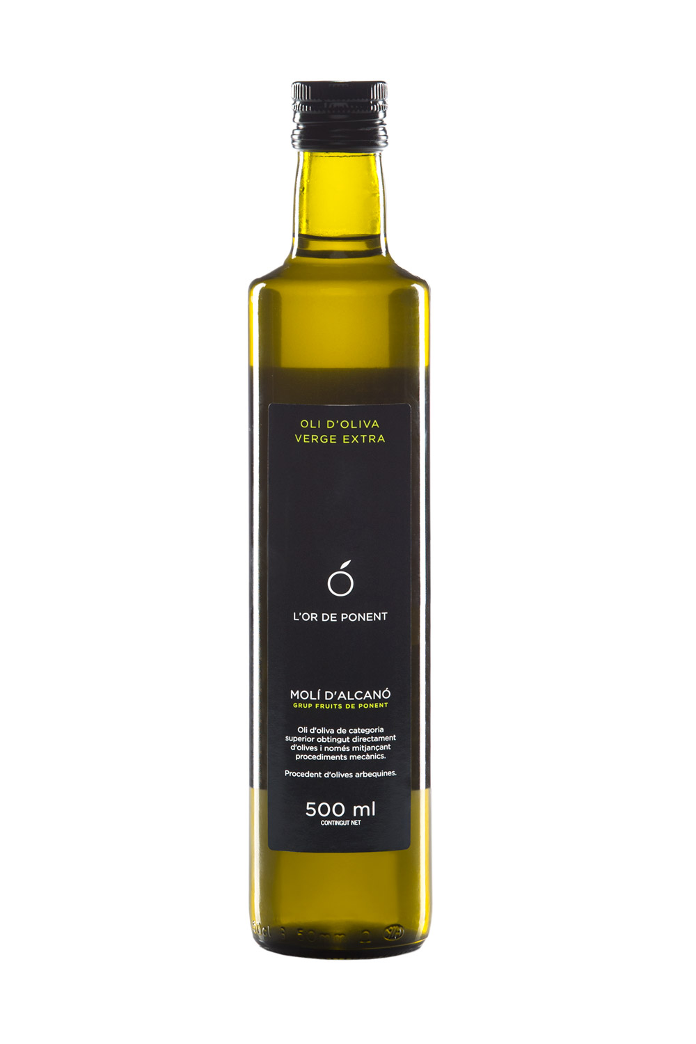 "Oli Oliva ""Or de Ponent"" 500ml"
