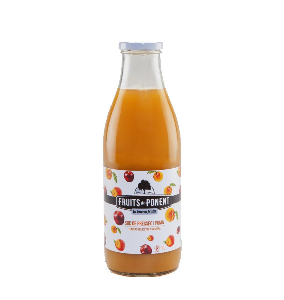 Suc de Prèssec - Fruits de Ponent - 1L