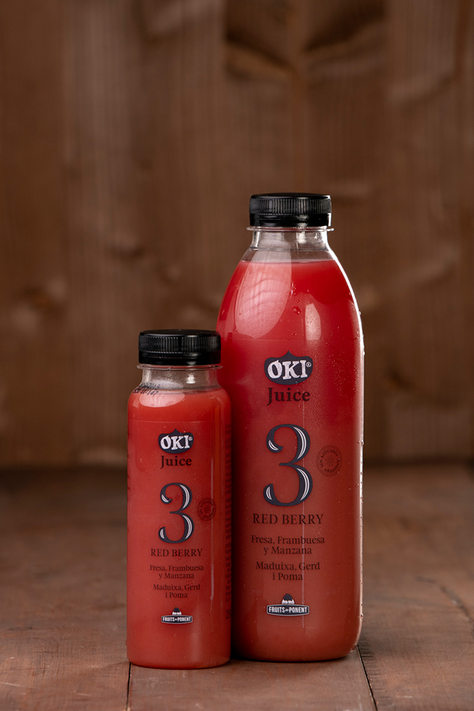 OKI Juice - RedBerry