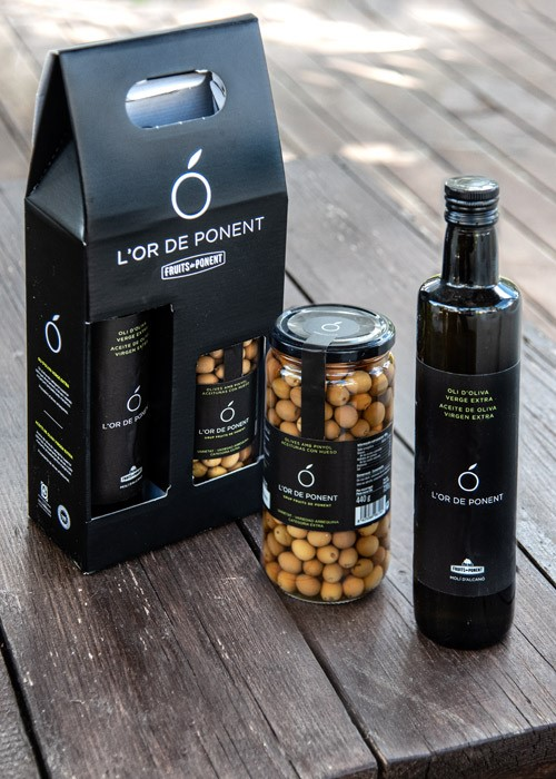 Pack Oli i Olives Or de Ponent