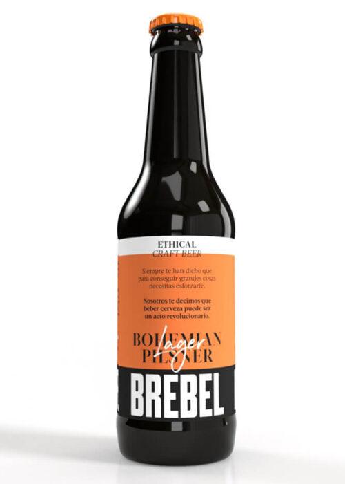 Cervesa Artesana Brebel 33cl
