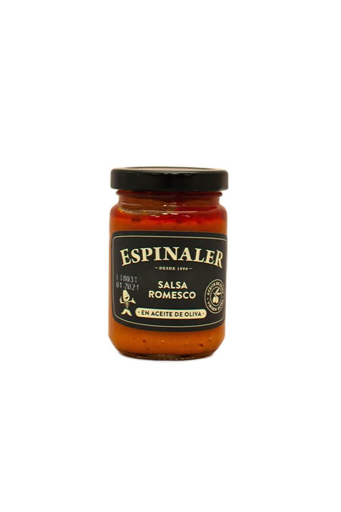 Espinaler - Salsa Romesco