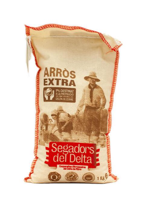 Segadors del Delta - Arròs Extra
