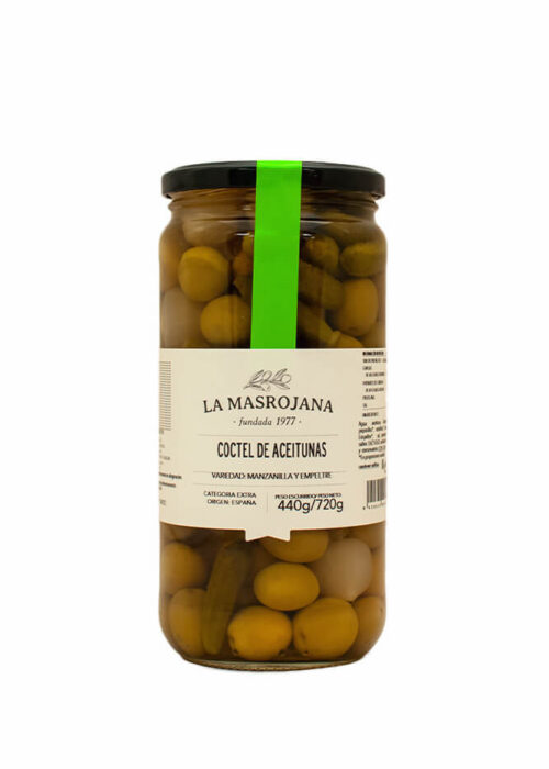 La Masrojana - Còctel Olives